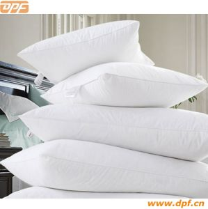 Wholesale Standard Size White Cotton Hotel Pillow Supplied by Factory pictures & photos