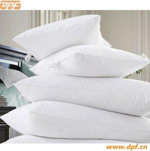 Wholesale Standard Size White Cotton Hotel Pillow pictures & photos