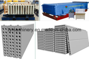Light Cement Foamed Wall Panel Making Machine pictures & photos