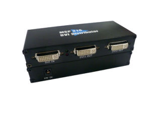 Msp 216 DVI/HDMI 1 in 2 out Video Converter Distributor