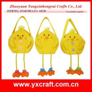 Easter Decoration (ZY14C952-1-2-3 43CM) Easter Bag Decoration Chick Sale pictures & photos