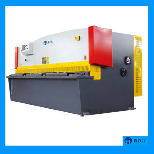 Hydraulic Swing Beam Shearing Machine Plate Cutting and Shearing Machine pictures & photos