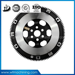 Customized Cast Iron Sand Casting Flywheel with Machining Service pictures & photos