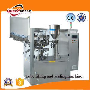 Laminated Tube Filling Machine pictures & photos