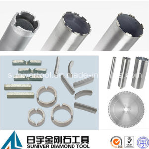 Diamond Tool for Stone, Construction Cutting, Drilling, Grinding pictures & photos