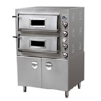 Double Layer Electric Pizza Oven (009)