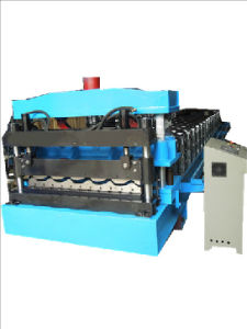 Hot Sale Color Steel Tile Roll Forming Machine