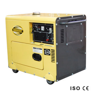 Best Price Diesel Silent Generator /Soundproof Generator with CE&ISO pictures & photos