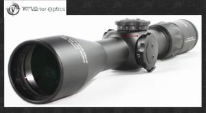 Vector Optics Capricorn 4.5-14X44 First Focal Plane Rifle Scope Low Profile 1/10mil Adjust MP Reticle with Mount pictures & photos