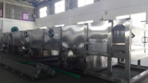 100% High Quality Industrial Water Tunnel Sterilizing Machine pictures & photos