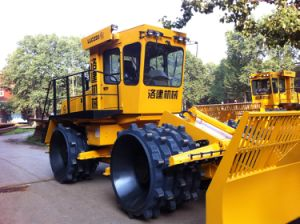 8-10 Ton Tandem Static Road Roller pictures & photos