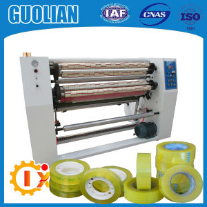 Gl-215 2017 New Style 1300 Office Tape Slitting Rewinding Machine pictures & photos