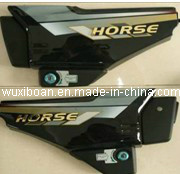 Motorcycle Side Cover for Horse