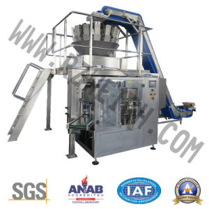 Automatic Multihead Poutry Food Fish Trepang Packaging Machine pictures & photos