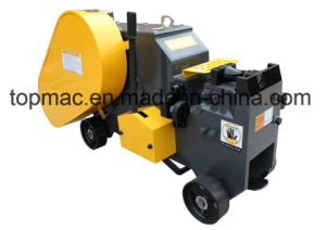 China Supplier Reinforced Portable Steel Bar Cutter Machine pictures & photos