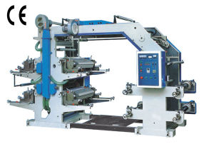 Vest Bag Flexography Printing Machine (YT-41000) pictures & photos