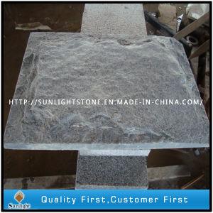 Padang Dark Grey G654 Granite Mushroom Tiles for Outdoor Wall pictures & photos
