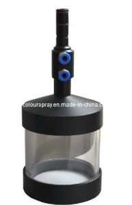 Lab Electrostatic Powder Coating Machine for Small Work (colo-800D-06C) pictures & photos