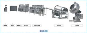 Bubble Gum Production Making Machine (DBG300) pictures & photos
