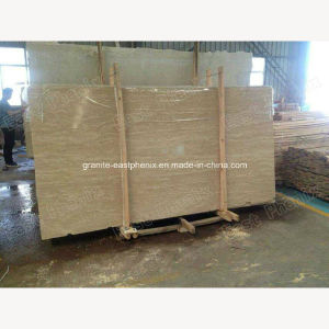 Cheap Price Beige Marble Slab pictures & photos