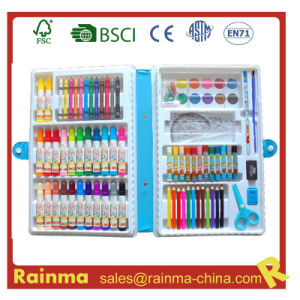Hot Sale Children 68piece Art Set for Child Drawing pictures & photos