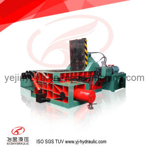 Hydraulic Waste Metal Baler with Factory Price (YDF-160A) pictures & photos