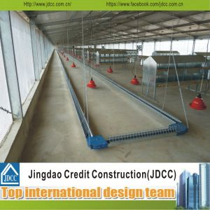 Install Low Cost Prefabricated Chicken Farm Building pictures & photos