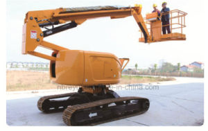 Electric Crank--Type Aerial Working Platform pictures & photos
