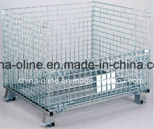 Euro Bulk Storage Equipment Cage/Container pictures & photos