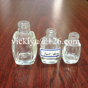 15ml Small Glass Bottle, Glass Nail Oil Bottle, Glass Cosmetic Bottles pictures & photos