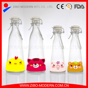 Glass Water Bottle Supplier, Wholesale Juice Water Milk Glass Bottle Factory pictures & photos