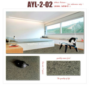 PVC Material and Indoor Usage PVC Vinyl Flooring pictures & photos