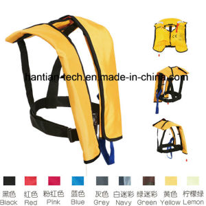 Solas Safety Product Inflatable Life Jacket with CE Approval (HT709) pictures & photos
