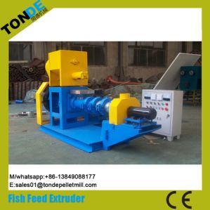 Manufacturer Fish Pet Dog Feed Pellet Processing Line Machine pictures & photos