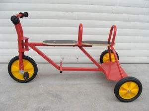Kids Tricycle, Double Seats (DMB34)