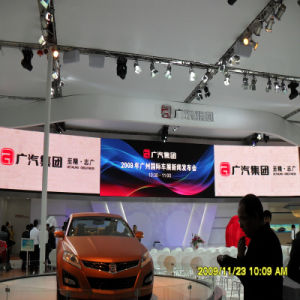 SMD P8 Indoor LED Screen for Product Promoting