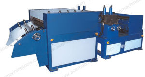 Square Duct Manufacture / Duct Forming Machine / Duct Making Machine (Auto-Line II) pictures & photos