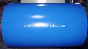 Colour Coated Steel Sheet (PPGI)
