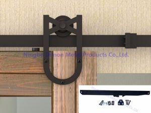 Sliding Door Hardware Dm-Sdu 7206 with Soft Close pictures & photos