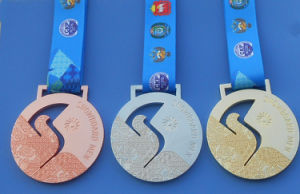 Marathon, Swimming, Football Medals pictures & photos