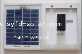 2W/3W/5W Transparent Solar Panel