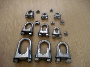 DIN 741 Galvanized Steel Wire Clips Fastener pictures & photos