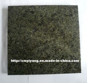 Chengde Green Granite Stone Tile for Floor or Wall pictures & photos