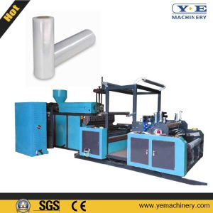 PE Single Layer / Double Layer Co-Extrusion Stretch Film Machine (SF-500) pictures & photos