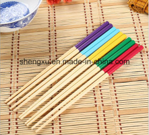 Nice Design Chinese Wood Bamboo 22.5cm Length Chopsticks Sx-H711 pictures & photos