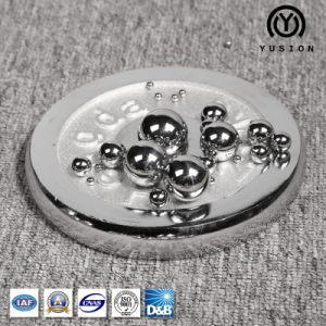 Yusion Grinding Media Steel Ball pictures & photos