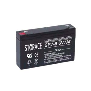 6V Battery Sealed Lead Acid Battery 6V 7ah pictures & photos