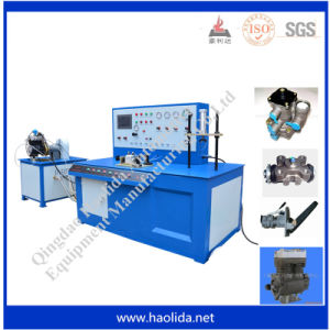Automobile Air Compressor and Valve Test Bench pictures & photos