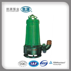 Wqx Band-Type Device Submersible Sewage Pump pictures & photos
