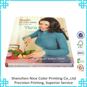 Full Color Book Printing/ Offset Printing/ Printing for Hardcover Book